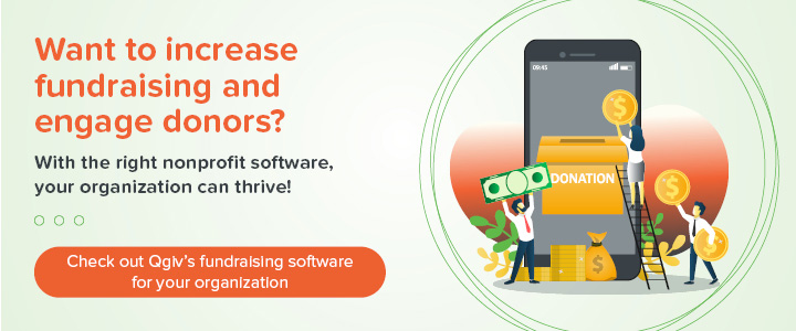 Learn how to maximize fundraising success and engage donors with Qgiv's nonprofit software.