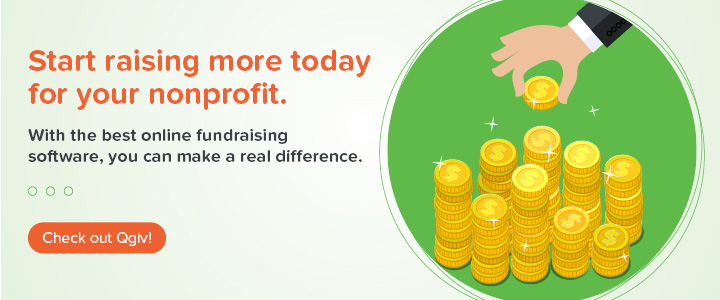 Learn more about Qgiv's online fundraising software today!