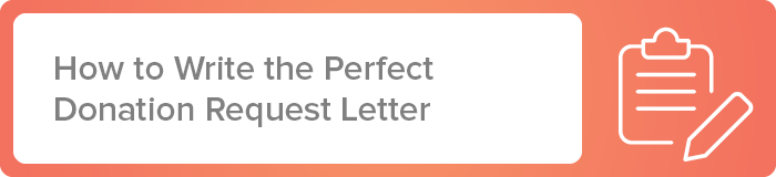 Read on to learn how to write the perfect donation letter.
