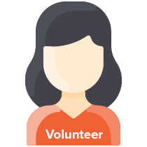 Provide virtual volunteer opportunities as your next fundraising idea.