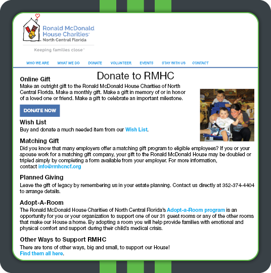 Offering matching gifts can bring your nonprofit donation page to the next level and increase fundraising.
