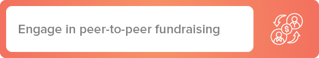 Peer to peer fundraising is a top smart school fundraising option.