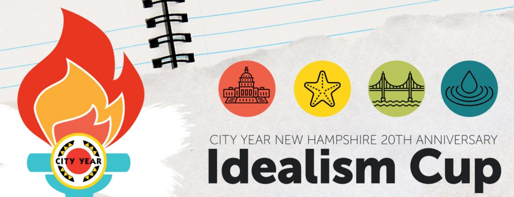 City Year New Hampshire Idealism Cup Event Header Image
