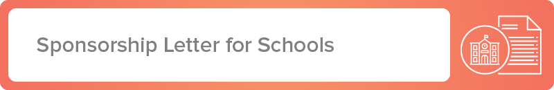 Support your school fundraising needs with this sponsorship request letter sample.
