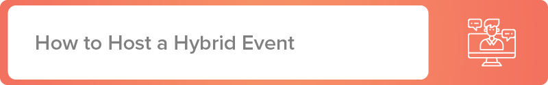 This section will walk through how to host a hybrid fundraising event.