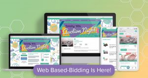 Web-Based Bidding for Auctions is Here!