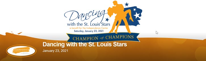 Dancing with the St. Louis Stars example