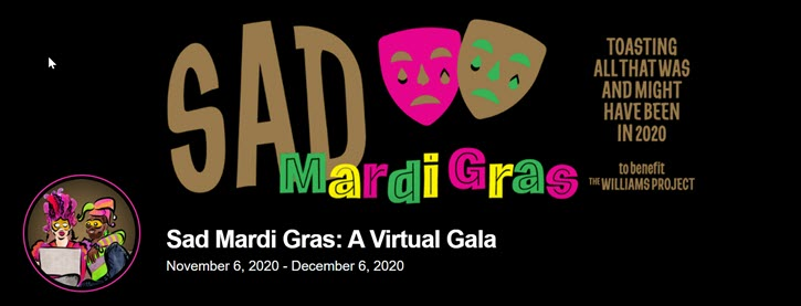Sad Mardi Gras example