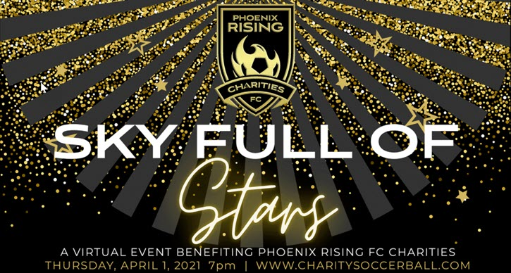 Fundraiser example from Phoenix Rising