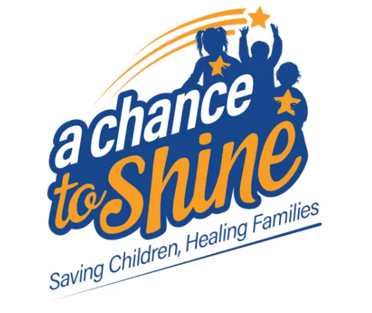 BHcare Foundation's a chance to shine event logo.