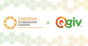 The Consortium of Florida Education Foundations Announces Partnership with Qgiv Digital Fundraising Platform