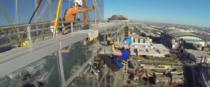 Over The Edge Fundraiser: A Daring Take on Fundraising