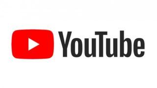 YouTube logo, which is a play button to the right of their business name.