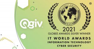 Qgiv Wins Award for Nonprofit Fundraising Software in the 16th Annual 2021 IT World Awards®