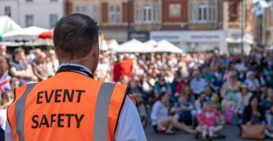 Safety First: How to Mitigate Risk at In-Person Events