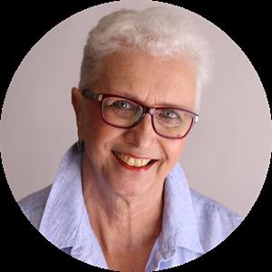 Photo of fundraising thought leader Ellen Bristol