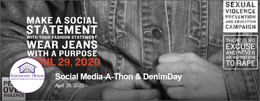 Here's an example of how you can use a hashtag to promote your end-of-year giving campaign.