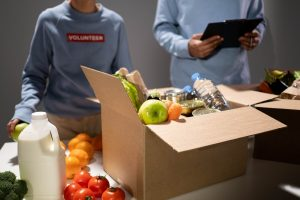 Designing a Drive: 10 Food Drive Ideas to Fill Your Donation Boxes
